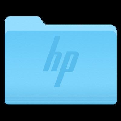 HP folder icon