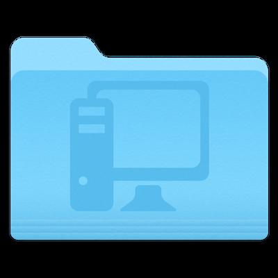 PC folder icon