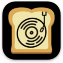 """Jams On Toast"" iOS app icon"
