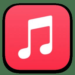 """""""Music.app"""" iOS app icon"""
