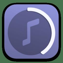 """""""Plum"""" iOS app icon"""